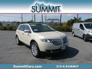 2014 Lincoln MKX 4DR AWD Premiere