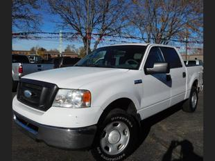 2007 Ford F-150 XLT XLT 4dr SuperCrew