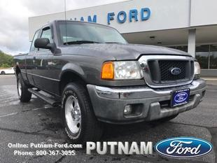 """2005 Ford Ranger 2dr Supercab 126"""" WB 4WD"""
