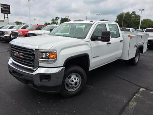 2017 GMC Sierra 3500 Base