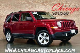 2011 Jeep Patriot LATITUDE-1 OWNER UCONNECT AUDIO HEATED SEATS SUNRO