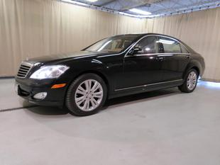 2009 Mercedes-Benz S 550 4MATIC