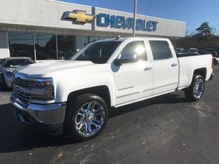 2018 Chevrolet Silverado 1500 1LZ