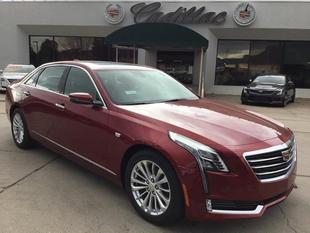 2018 Cadillac CT6 2.0L Turbo Luxury