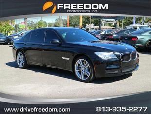2014 BMW 750 Li