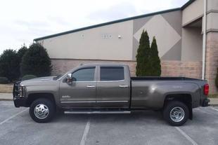 2015 Chevrolet Silverado 3500 High Country DRW