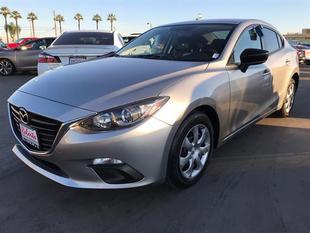 2015 Mazda Mazda3 i SV Sedan 4D