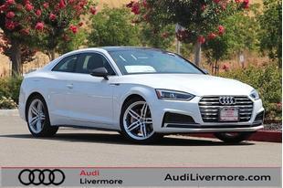 2018 Audi A5 2.0T Prestige quattro