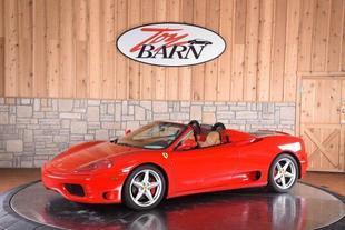2001 Ferrari
