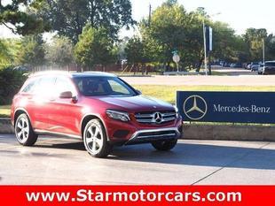 2017 Mercedes-Benz GLC 300 Base