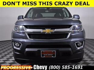 2015 Chevrolet Colorado LT