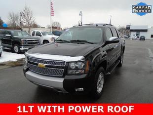 2013 Chevrolet Avalanche LT
