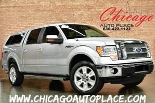 2011 Ford F-150 LARIAT-1 OWNER HEATED/COOLED SEATS SONY AUDIO SUNR