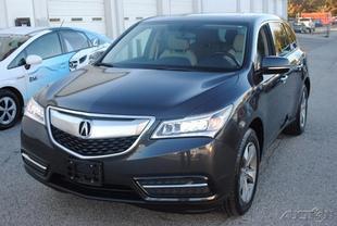 2015 Acura MDX 3.5L