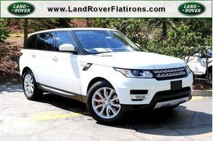 2017 Land Rover Range Rover Sport 5.0L Supercharged