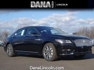 2017 Lincoln Continental Livery