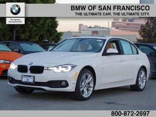 2018 BMW 320 320i