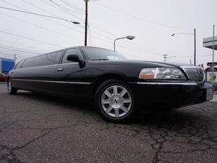 2007 Lincoln Town Car Executive