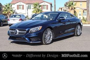 2017 Mercedes-Benz S 550 4MATIC