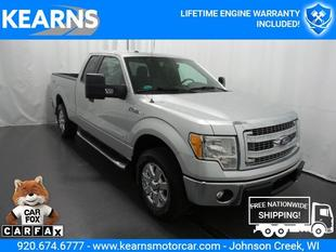 2013 Ford F-150 4WD SuperCab