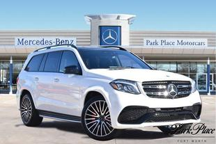 2017 Mercedes-Benz AMG GLS 63 Base 4MATIC