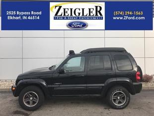 2004 Jeep Liberty Renegade