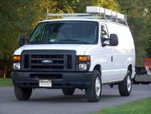 2008 Ford E250 Cargo