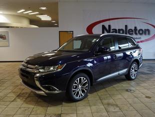 2018 Mitsubishi Outlander SEL