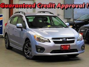 2012 Subaru Impreza 2.0i Sport Premium