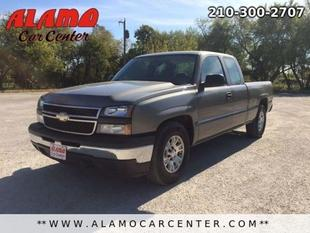 2007 Chevrolet Silverado 1500 LT3 Extended Cab Classic