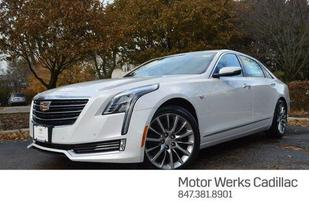 2018 Cadillac CT6 Premium Luxury AWD