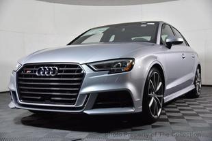 2018 Audi S3 2.0T Premium Plus quattro