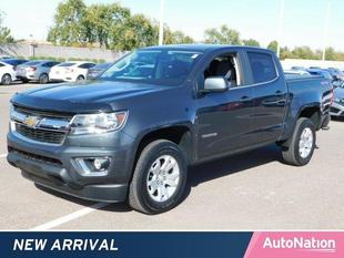 Honda Dealership Near Me >> Used 2017 Chevrolet Colorado for Sale Near Me | Cars.com