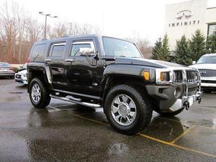2008 Hummer H3 Luxury