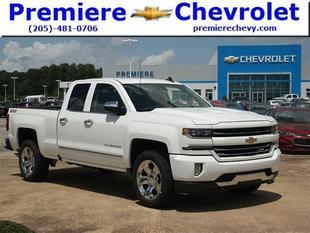 2018 Chevrolet Silverado 1500 2LZ
