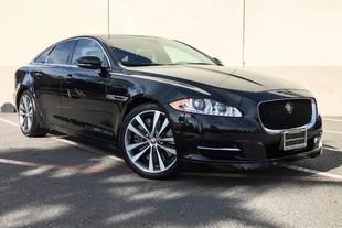 2015 Jaguar XJ Supercharged