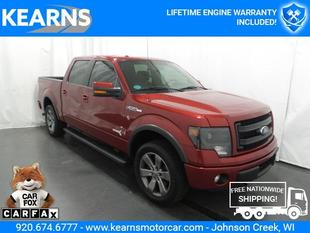 2014 Ford F-150 FX4/Lariat/King Ranch/Limited/Platinum