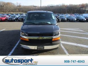 2017 Chevrolet Express 3500 LT