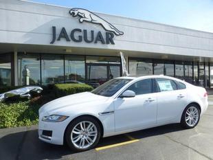 2018 Jaguar XF 35t Portfolio Limited Edition