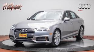 2018 Audi A4 2.0T Premium Plus quattro