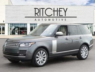 2014 Land Rover Range Rover 5.0L Supercharged
