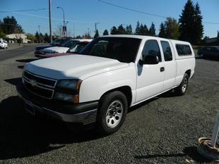 2007 Chevrolet Silverado 1500 LS Extended Cab