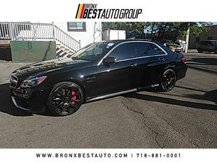 2014 Mercedes-Benz E 63 AMG S 4MATIC