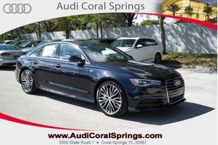 2018 Audi A6 2.0T Premium