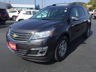2015 Chevrolet Traverse 2LT