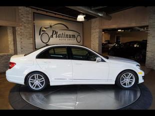 2014 Mercedes-Benz C 300 Sport 4MATIC