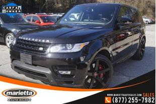 2015 Land Rover Range Rover Sport Supercharged Autobiography