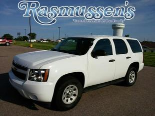 2012 Chevrolet Tahoe Special Services