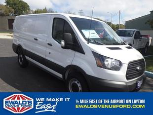 "2017 Ford Transit-250 T-250 130"" Low Rf 9000 GVWR Swing-Out RH Dr"
