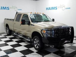 2012 Ford F-350 Lariat Super Duty